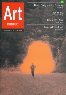 Mark Wilsher  French & Mottershead Profile Art Monthly Dec/Jan 2006-07 pps 24-25