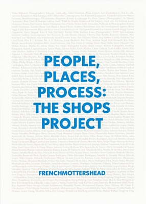 Book Launch - People, Places, Process: The Shops Project