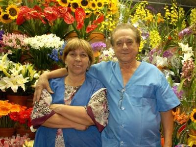 Angelo Flores, Box 12, Mercado das Flores, São Paulo