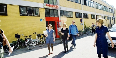 Artists-in-Residence for the City of Copenhagen - summer 2014