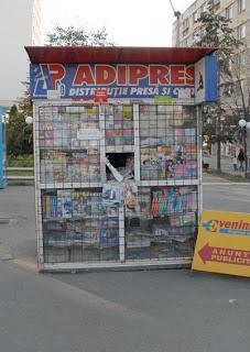 Kiosks, Iaşi