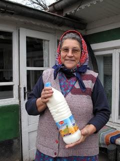 Maria & Ion Ocâ's dairy, Iaşi