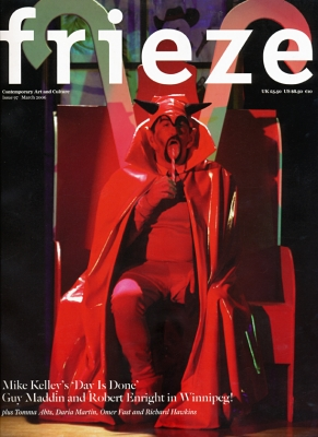 Dominic Johnson ANTI Festival Frieze - Issue 97 Mar 2006