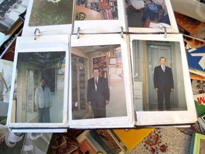 Muharrem Yorganci's Archive