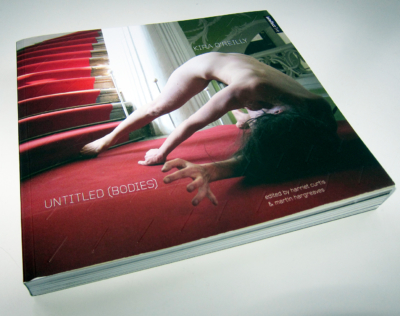 Rebecca contributes to Kira O'Reilly: Untitled (Bodies)